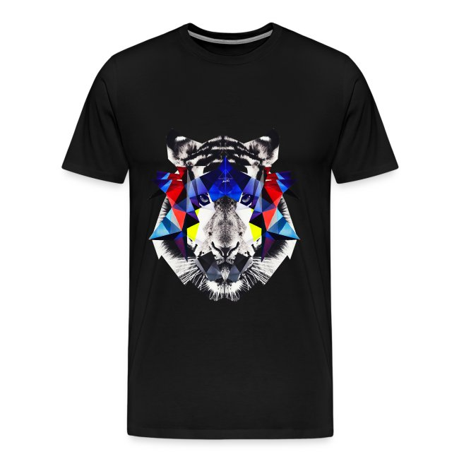 "t-shirt ""Tiger"""