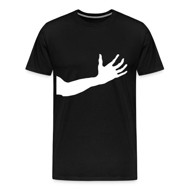 """t-shirt """"Take my hand"""""""