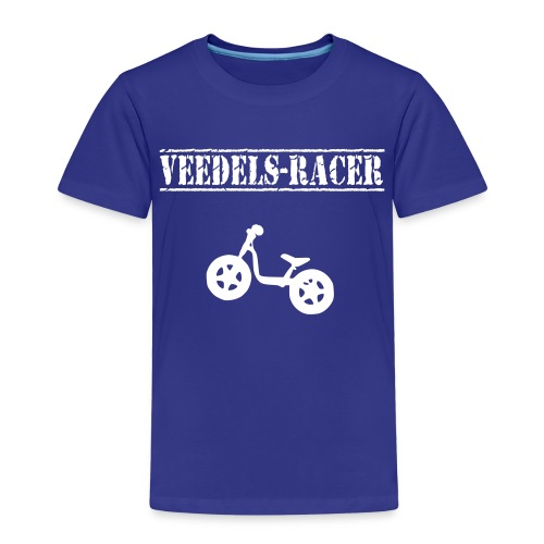 T-Shirt Kinder - Laufrad Veedels-Racer - Kinder Premium T-Shirt
