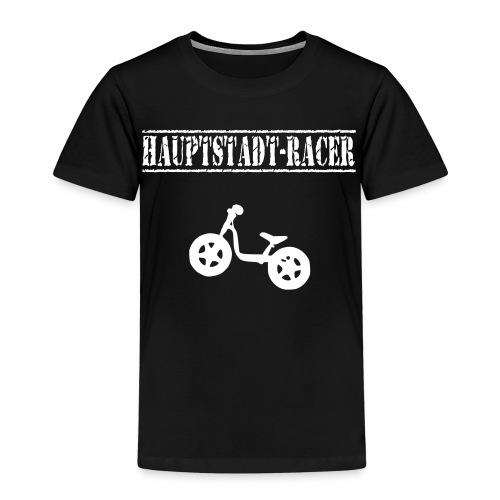 T-Shirt Kinder - Laufrad HAUPTSTADT-RACER - Kinder Premium T-Shirt