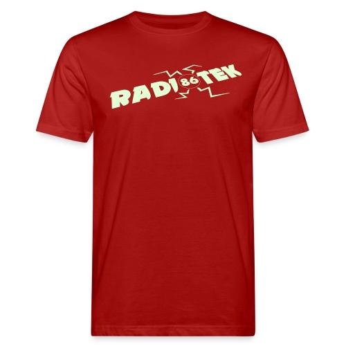T-Shirt SpéRadiotek Phosphor - T-shirt bio Homme