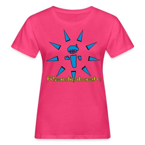 T-Shirt SunRadiotek - T-shirt bio Femme