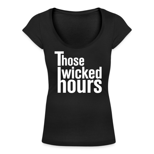 Wicked Shirt Women - Women's Scoop Neck T-Shirt