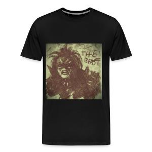 The Beast T-Shirt 2017 - Miesten premium t-paita