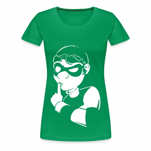 Robbery Bob Sneaky T-shirt - Woman! - Women's Premium T-Shirt