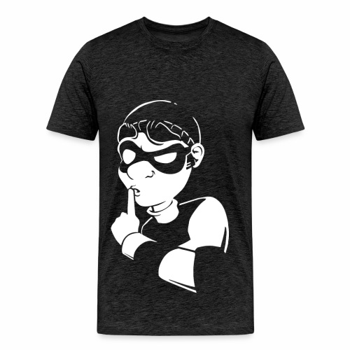 Robbery Bob Sneaky T-shirt - Men! - Men's Premium T-Shirt