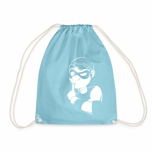 Robbery Bob Sneaky - Gym Bag! - Drawstring Bag