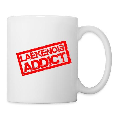 Laekenois addict - Mug blanc
