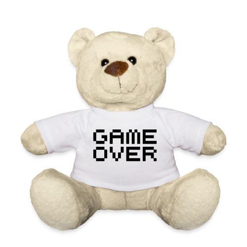 game over teddybjørn - Teddybjørn