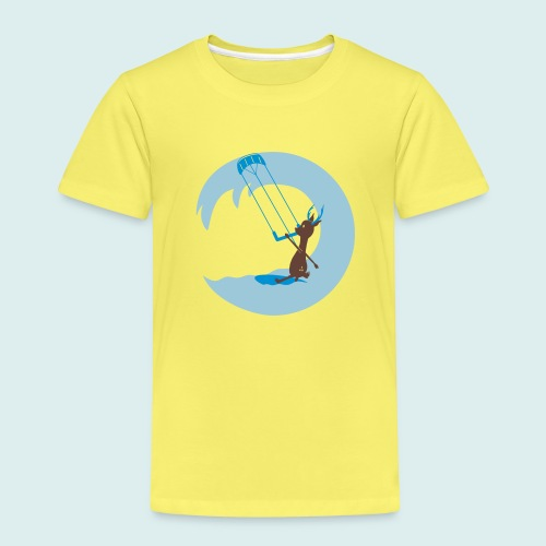 kite deer - Kinderen Premium T-shirt