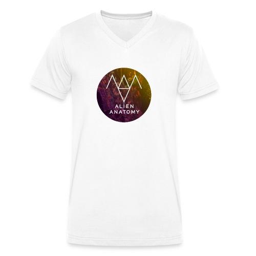 T-shirt Männer - Männer Bio-T-Shirt mit V-Ausschnitt von Stanley & Stella