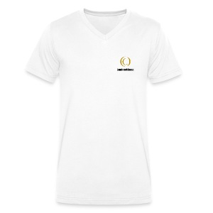 LandmarkScout T Classic Deluxe - Men's Organic V-Neck T-Shirt by Stanley & Stella