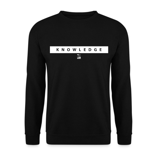 KNOWLEDGE SWEAT - Männer Pullover