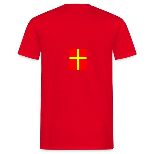 Skåne - T-shirt herr