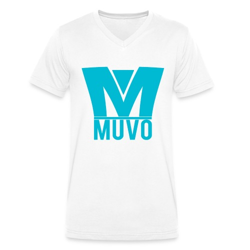 V-neck T-Shirt - Ekologisk T-shirt med V-ringning herr från Stanley & Stella