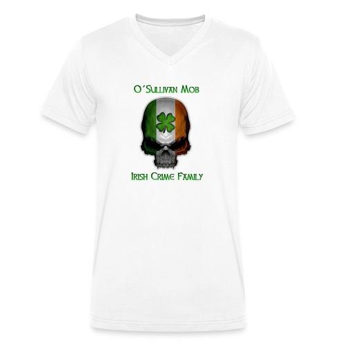 OSM T-Shirt mit V-Ausschnitt - Männer Bio-T-Shirt mit V-Ausschnitt von Stanley & Stella