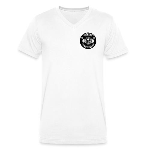48 Spirit Col V Recto Verso - T-shirt bio col V Stanley & Stella Homme