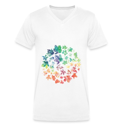 Men's Organic V-Neck T-Shirt by Stanley & Stella