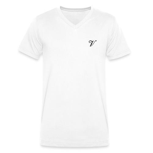 T-shirt Visionnaire Col V simple - T-shirt bio col V Stanley & Stella Homme