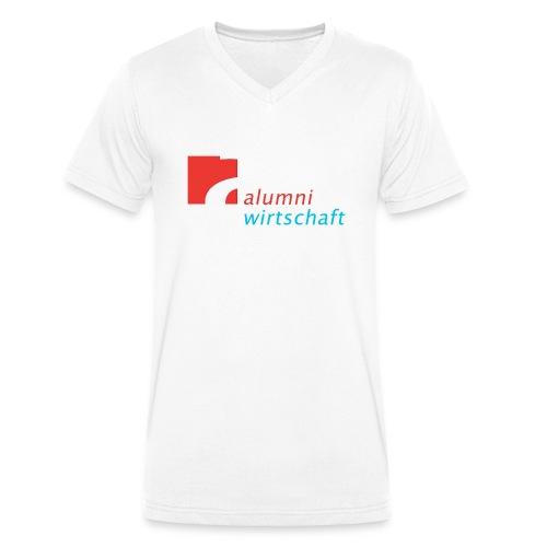 V Boy (Alumni Wirtschaft Alanus) - Männer Bio-T-Shirt mit V-Ausschnitt von Stanley & Stella