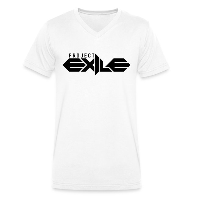 T-shirt V neck Project Exile