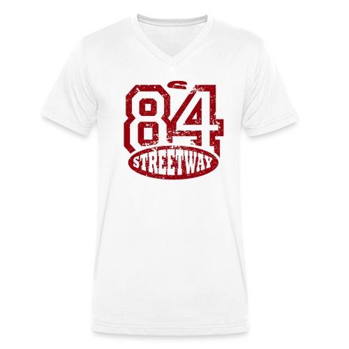 84' Streetway - T-shirt bio col V Stanley & Stella Homme