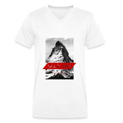 Wild Way [MEN] - Männer Bio-T-Shirt mit V-Ausschnitt von Stanley & Stella