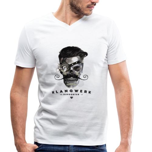 Man - V-shirt - T-shirt bio col V Stanley & Stella Homme