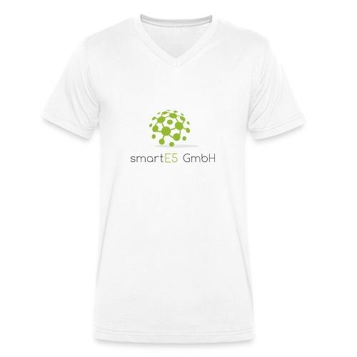 Männer - für eine bessere Umwelt! - Männer Bio-T-Shirt mit V-Ausschnitt von Stanley & Stella