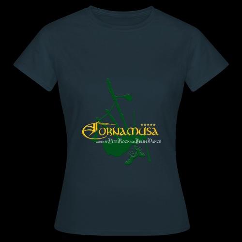 Girl-Shirt CORNAMUSA Tour 2017/18 - Frauen T-Shirt
