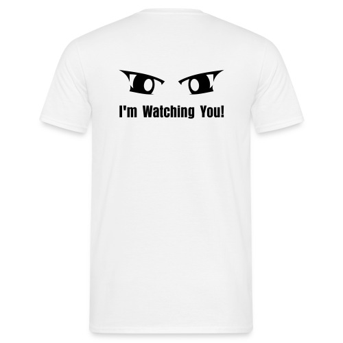 Watching Men's - Men's T-Shirt