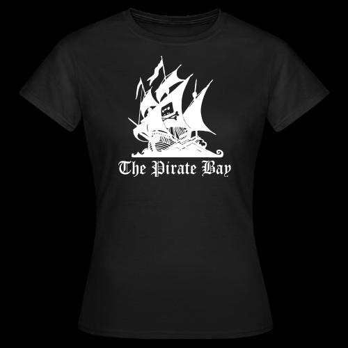 T-shirt dam, TPB The Pirate Bay - T-shirt dam