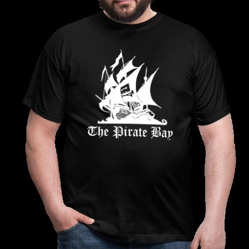 T-shirt, TPB The Pirate Bay - T-shirt herr