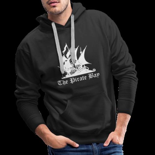 Huvtröja Premium, TPB The Pirate Bay - Premiumluvtröja herr