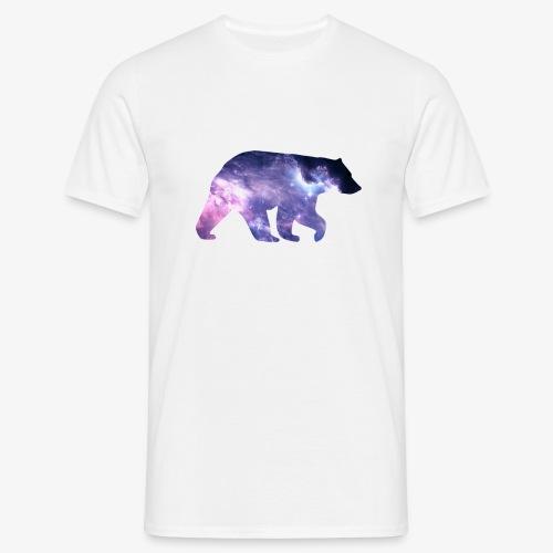 Palascu Bear T-shirt - Men's T-Shirt
