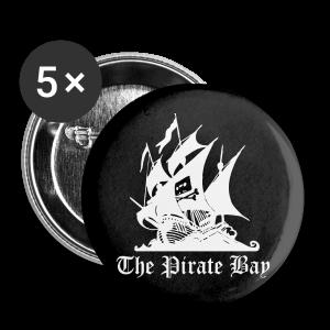 TPB The Pirate Bay pin