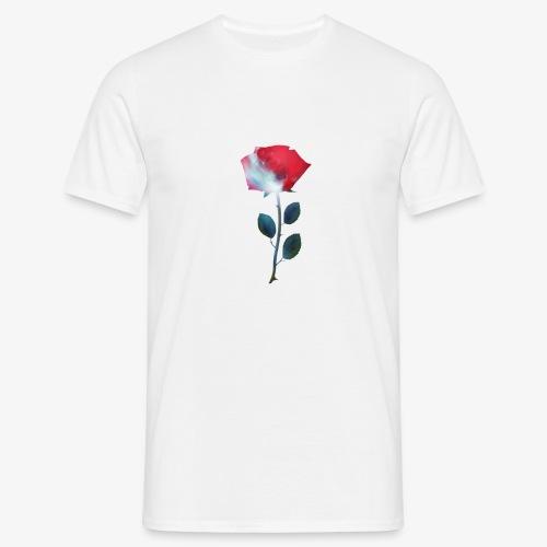 Space Rose T-shirt - Men's T-Shirt