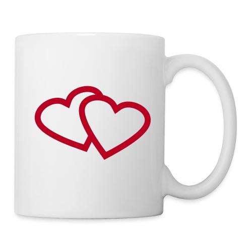 declaration d amour - Mug blanc