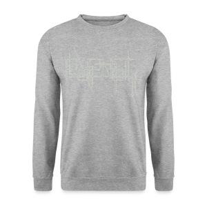 POPNOT werk Glow in the dark - Mannen sweater