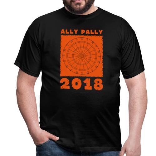 Ally Pally 2018 - Männer T-Shirt