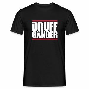 DRUFFgänger - T-Shirt - Männer T-Shirt