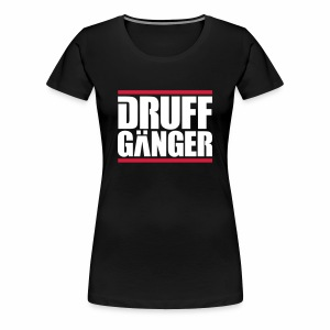 DRUFFgänger - T-Shirt - Frauen Premium T-Shirt