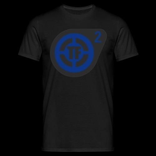 Team Fortress 2 Alpha - Logo - Men's T-Shirt