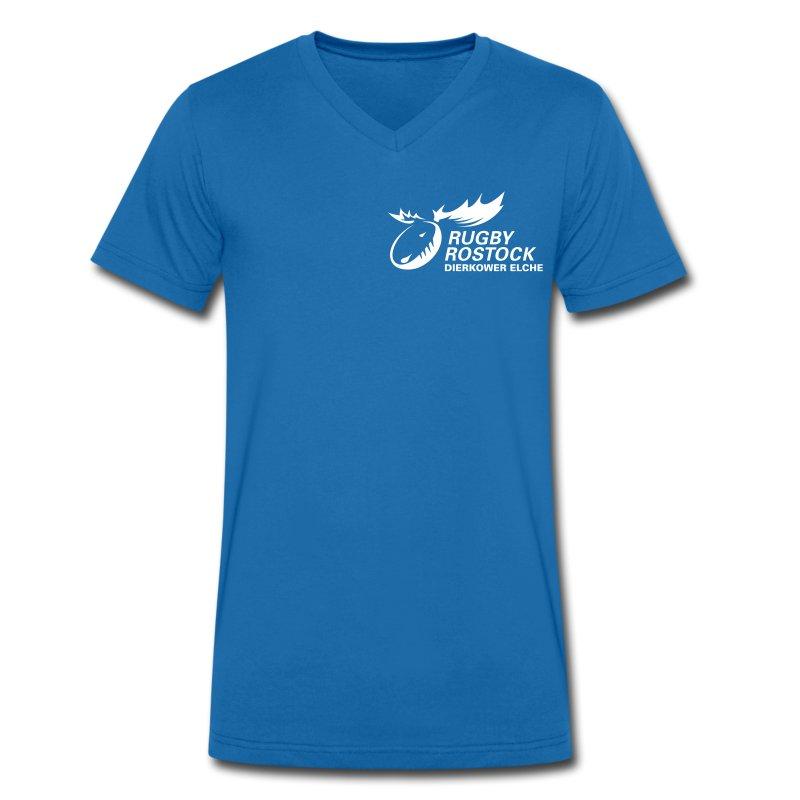 Männer T-Shirt V-Ausschnitt - Männer Bio-T-Shirt mit V-Ausschnitt von Stanley & Stella