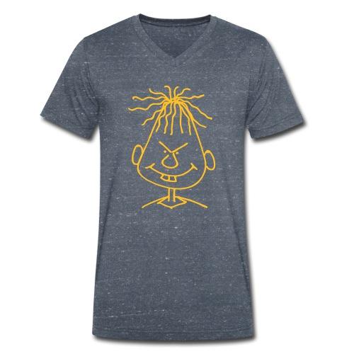 Rührli-No1 - Männer Bio-T-Shirt mit V-Ausschnitt von Stanley & Stella
