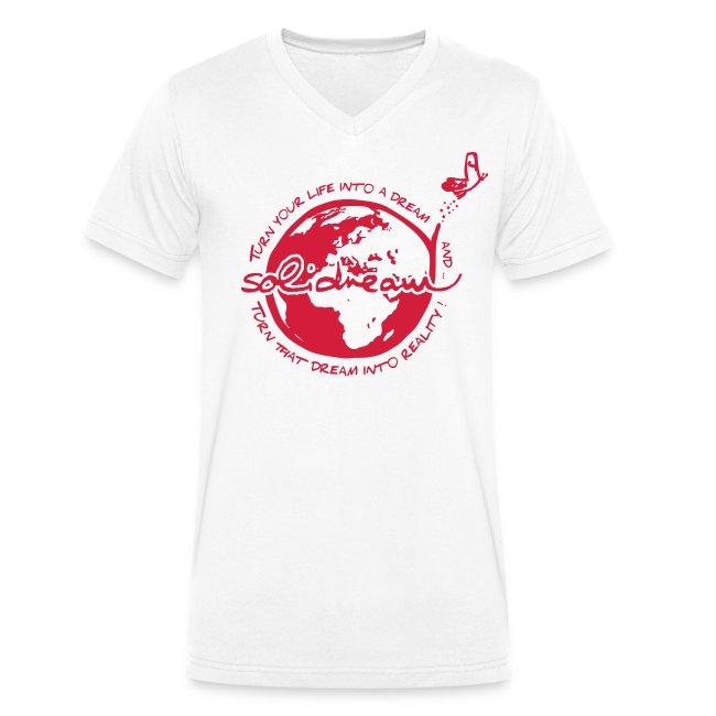 T-shirt Logo Rouge