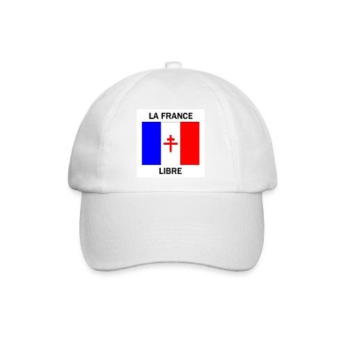 La France Libre - Casquette classique