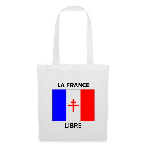 La France Libre - Tote Bag