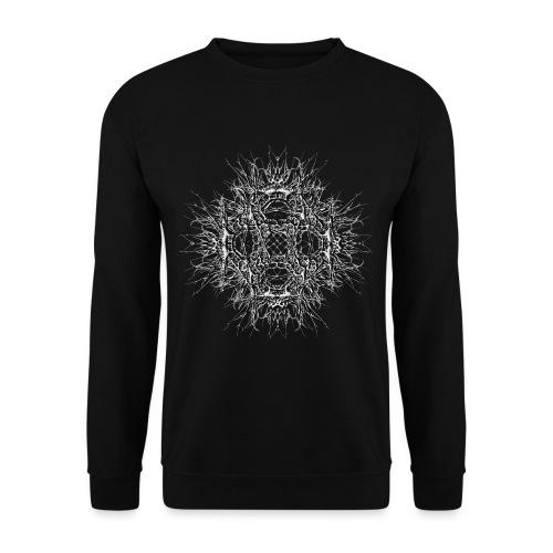 dunkler stern - Männer Pullover