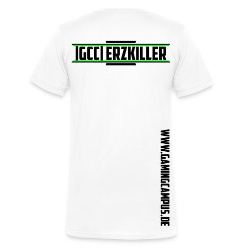 [GCC] Erzkiller - Männer Bio-T-Shirt mit V-Ausschnitt von Stanley & Stella